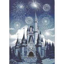 your wdw store disney throw blanket cinderella castle throw
