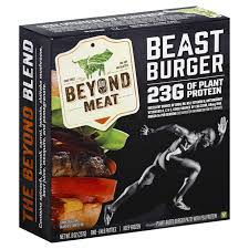 beyond meat beast burger shop meat substitutes at heb