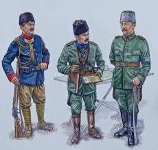 Ottoman Army Ww1 Ottoman Army Armies Of The Balkan Wars