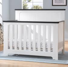Toddler Bedding For Convertible Cribs by Delta Children Providence 4 In 1 Convertible Crib White And
