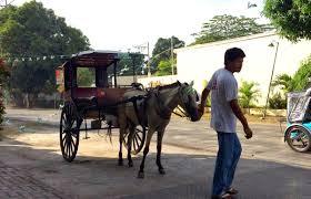 kalesa philippines travelholic vigan heritage city philippines