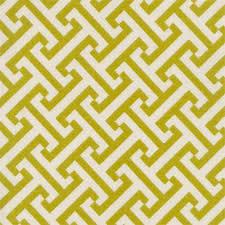 designer fabric yellow maze fabric
