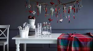 savanna interior christmas dining inspiration by ikea