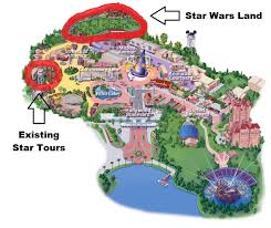 Maps Of Disney World by Disney To Reveal Ambitious Star Wars Plans Page 15 Wdwmagic