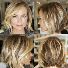 flattering bob hairstyles for square faces and women aged 40 flattering messy bob hairstyles that could make you center of