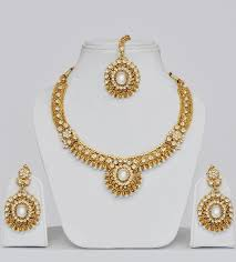 gold plated polki wedding jewelry shopping shop for
