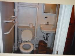 basement bathrooms ideas basement bathroom plumbing in new basement and tile small