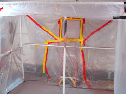 How To Break Into A Garage Door by How To Create A Paint Booth In Your Garage 12 Steps