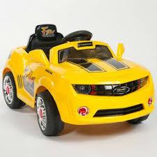 camaro remote car yellow camaro style ride on rc car remote electric