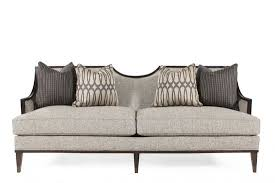 Gray Modern Sofa Sofas Couches Mathis Brothers Furniture Stores