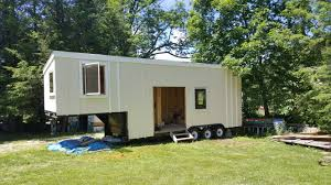 Tiny House Deck by Tiny House Gooseneck Trailer Plans Trailer Deck Removed Hd