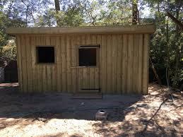 Maison En Bois Cap Ferret Construction Garage En Bois Cap Ferret Gironde