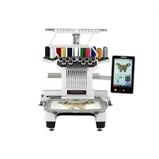 brother entrepreneur prox pr1050x 10 needle embroidery machine