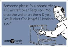 Water Challenge Mo Someone Fly A Bombardier 415 Aircraft Ferguson Mo