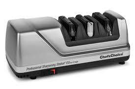 Sharpening Angle For Kitchen Knives Chef U0027s Choice Model 135 Professional Electric Sharpening Station