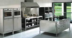 edelstahl küche edelstahl küche edelstahlmöbel edelstahlküchen