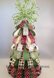 create unique christmas trees using stampin u0027 up paper and a