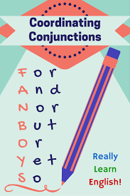 fanboys an easy way to remember the english coordinating