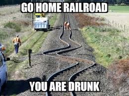 Train Meme - go home you re drunk funny meme train w630