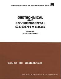 Geotechnical and Environmental Geophysics
