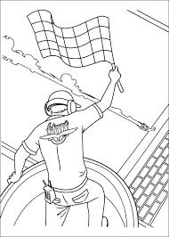 turbo coloring pages kids 28