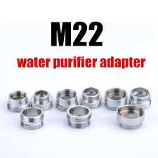 kitchen faucet adapters aliexpress buy 22mm water purifier adapter m22 kitchen