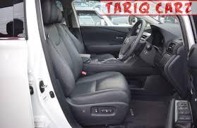 lexus rx for sale in karachi tariq carz lexus rx u00272012