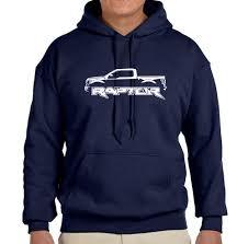 Ford F150 Truck Hats - 2017 ford raptor f150 truck outline design hoodie sweatshirt free