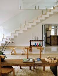 design bã cher cuisine escalier design moderne idã es en bois bã ton mã tal