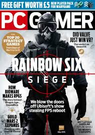 siege pc gamer pc gamer uk edition magazine may 2015 subscriptions pocketmags