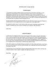 Thank You Letter After Meeting With Business Partner by Alber Elbaz