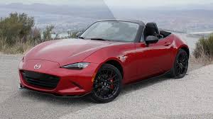 mazda cars list best car of 2016 mazda mx 5 miata digital trends