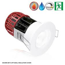5w led ceiling lights m5 downlight ip65 fixed fire rated u2013 led