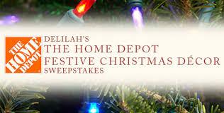 home decor sweepstakes delilah s festive christmas décor sweepstakes