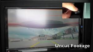 kenwood multi angle backup camera youtube