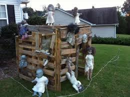 haunted backyard ideas halloween decorating ideas haunted house