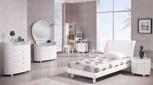 white washed bedroom furniture beige wood bed frame no headboard
