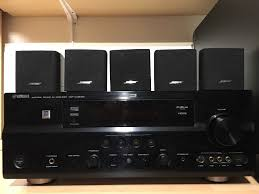 yamaha 5 1 home theater system bose acoustimass 6 series 3 home entertainment speaker system