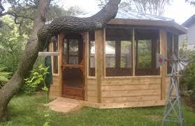 Gazebo Screen House by Deck Builders San Antonio Paradise Decks U0026 Spas