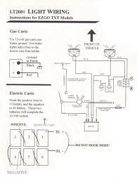 wiring diagram wiring diagram ez go golf cart fresh wire of