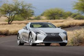 lexus affordable cars first drive the 2018 lexus lc 500 doesn u0027t want to be the perfect one