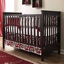 Bonavita Convertible Cribs Bonavita Peyton Classic Crib Espresso Baby