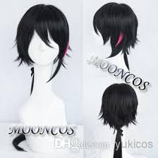 anime hairstyles wiki rwby wiki lie ren cosplay wig anime wig hair wig wigs to buy blue