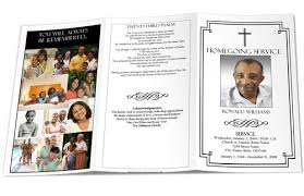 funeral programs exles christian funeral programs sle funeral program christian