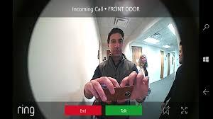 front door video camera windows 10 gems make your door smart with ring windows central
