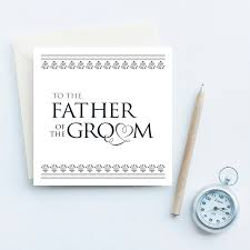 Bride To Groom Wedding Card Mother Father Of The Bride And Groom Wedding Cards By Quirky