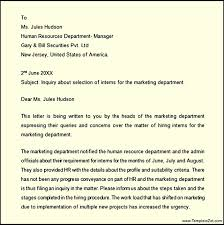doc 500780 inquiry letter sample for business u2013 formal letters