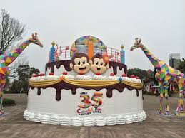 How Much Does It Cost To Enter Six Flags Taiwan U0027s Disneyland Leofoo Village Theme Park Theme Park University