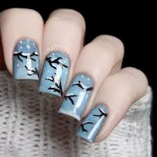 easy winter nail art choice image nail art designs
