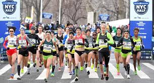 Photo Albums Nyc Times Square Youth Run At The United Airlines Nyc Half 2017 Nyrr